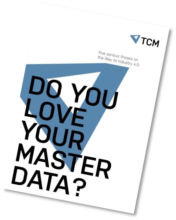 Master data management software with the Tooltracer