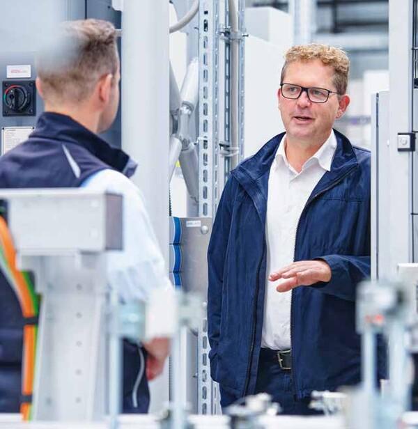 Tobias Heutger ist Geschäftsführer von Fischerund Kaufmann und hat den Tooltracer getestet